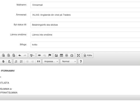 mail-tempalte